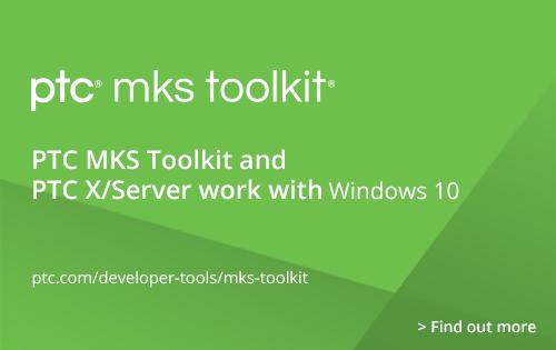 PTC MKS Toolkit Customer Support